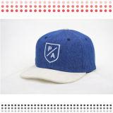 Projetar chapéus do Snapback de lãs de 100% para a venda