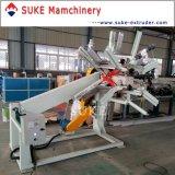 Extrusion ondulée de pipe du plastique PE/PVC faisant la machine