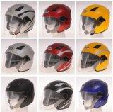 Стороны стороны МНОГОТОЧИЯ ECE шлемы стороны Flip открытой половинной польностью перекрестные
