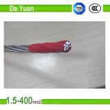 Cable aéreo 26/7 300/50 conductor de aluminio ACSR reforzado acero
