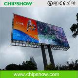 Afficheur LED extérieur de Chipshow AV26 annonçant l'Afficheur LED