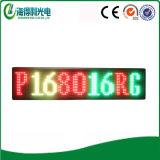 옥외 Softwarer 통제 발광 다이오드 표시 (P1012832WOUTDOOR)