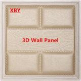 revestimiento decorativo de la pared del título de la pared del panel del panel de pared 3D