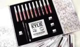 Edição limitada ajustada do lápis grande quente novo das cores Lipstick+Eyeshadow+Eyebrow Gel+Eyeshadow Brush+Eyebrow da caixa 10 do feriado de Kylie da venda do Natal da chegada