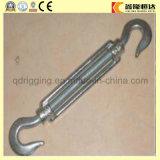 Roestvrij staal 6mm Spanschroef van de Haak en de Open van het Lichaam van de Haak DIN1480