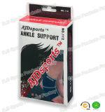 Soporte respirable Látex-Libre del tobillo del neopreno de la pelota de tenis con el SGS