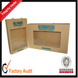 、包装ボックス卸し売り、磁気閉鎖のボール紙のペーパーギフト用の箱カートンボックス(LP030)を包む習慣