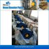 Wenig Pflege-Gearless Zugkraft-Maschine für Höhenruder