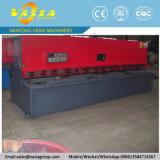 그네 광속 구조를 가진 QC12y-6X3200 유압 깎는 기계