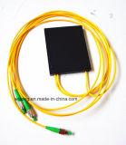 1X2 Optische PLC van de vezel Splitser