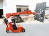 유리제 트롤리 - 하프 선반 격리 유리제 트롤리 기계