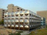 큰 양 스테인리스 장방형 용접 물 저장 탱크