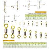 安い高品質のバレルの黄銅の重量が付いている中国の圧延の旋回装置
