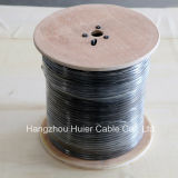Cable coaxial RG6 Highquality Made en China