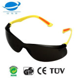 Glaces en plastique approuvées de lunettes d'oeil de produits de sûreté de la CE pour la soudure