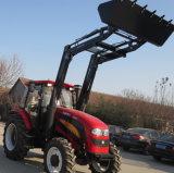 120HP 4cylinder Turbo Traktor mit Cer-Bescheinigung