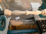 CNC 자동적인 나무로 되는 드럼 도는 선반 기계