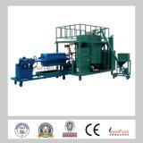 Máquina de processamento preta Waste do petróleo de motor, máquina da regeneração do petróleo de motor (ZLE)