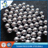 Bola de acero G40-G1000 de carbón de AISI1010-AISI1015 6m m