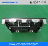 Afficheur LED coulé sous pression d'intérieur pour le concert Parformance (P3.91mm, P4.81mm, P6.25mm) d'étape