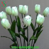 Decoração do casamento da luz da flor branca