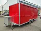 L'alimento mobile Carts il carrello mobile del Crepe