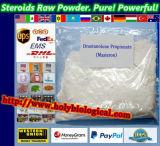 El esteroide sin procesar de la hormona masculina natural pulveriza Dianabol