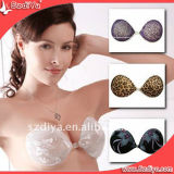 Lingerie sexy Strapless Backless Fashion Adhesive Silicone Sexy Ladies Bra per Women