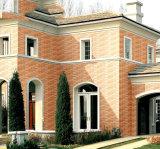 El panel decorativo grabado del aislante de calor de la capa de metal para la pared exterior de la casa