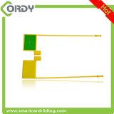 Tag do recipiente de RFID para o seguimento e a identidade dos bens
