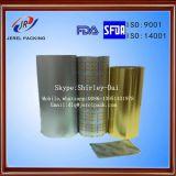 Farmaceutische Aluminiumfolie met Beschermende en Verzegelende Lak