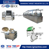 Máquina automática profissional da padaria do biscoito de Manafacture