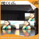 HD P2.5, P3, P4, P5, P6, P7.62, el panel de visualización a todo color de interior de LED de P10 SMD