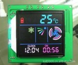 Stn LCD 디스플레이 접촉 위원회 16X1