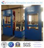 Doppelte Gummistation-vulkanisierendruckerei-Gummi-Maschinerie