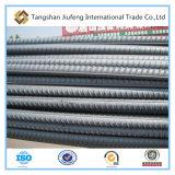 tondo per cemento armato dell'acciaio di 6-40mm, barra d'acciaio deforme, tondi per cemento armato dei materiali da costruzione