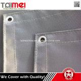 Сетка полиэфира PVC материала знамени сетки Coated