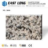 建築材料または固体表面が付いているカウンタートップのための人工的な花こう岩カラー水晶石の平板