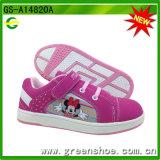 Nette Karikatur-Abbildung-Schuhe von der China-Fabrik