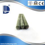 (AWS ECuNi) électrode de soudure fournie par constructeur alliage de cuivre de cuivre/