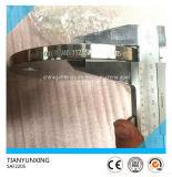 Bride de plaque d'acier inoxydable de Sans1123 Saf2205 1000/3
