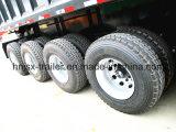 60 трейлер коробки тележки сброса трактора трейлера Tipper тонны 3axles проданный к рынку Соутю Еаст Асиа