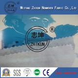 Устранимая ткань пеленки младенца Hydrophily (стандартная) Nonwoven