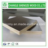 8mm 1220X2440mm Black Film Brown Film Faced Plywood