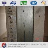 Chambre préfabriquée moderne de structure métallique de Chine