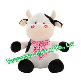 Princesse molle Plush Toy Cow de rose de peluche de cadeau de gosses