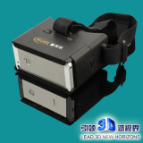iPhone6 Smartphoneのための工場Promotion Vr Handset 3D Video Glasses