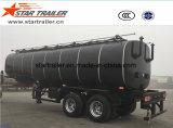 3 Wellen Bituman Tanker-Schlussteil