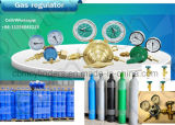 의학 산업 O2/N2/CO2/N2o/H2/Argon/Helium 가스통 모자