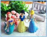 Princesse, gommes à effacer de sirène